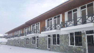London House in Bakuriani (Cottage 7)