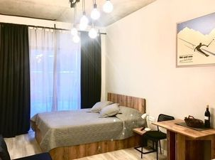 NEW GUDAURI SKI RESORT, LOFT I, APARTMENT 104_9
