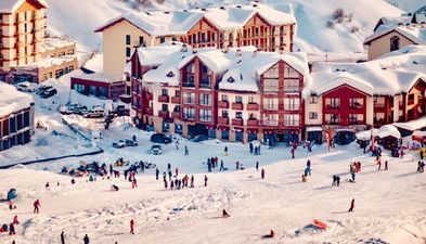 NEW GUDAURI SKI RESORT, LOFT I, APARTMENT 104_3