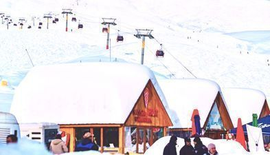 NEW GUDAURI SKI RESORT, LOFT II, APARTMENT 432_4